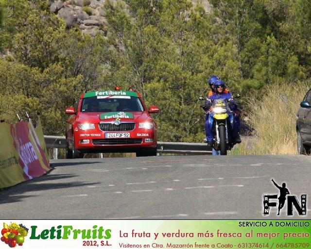 La Vuelta 2011 -  Petrer -> Totana - Alto de La Santa - 19