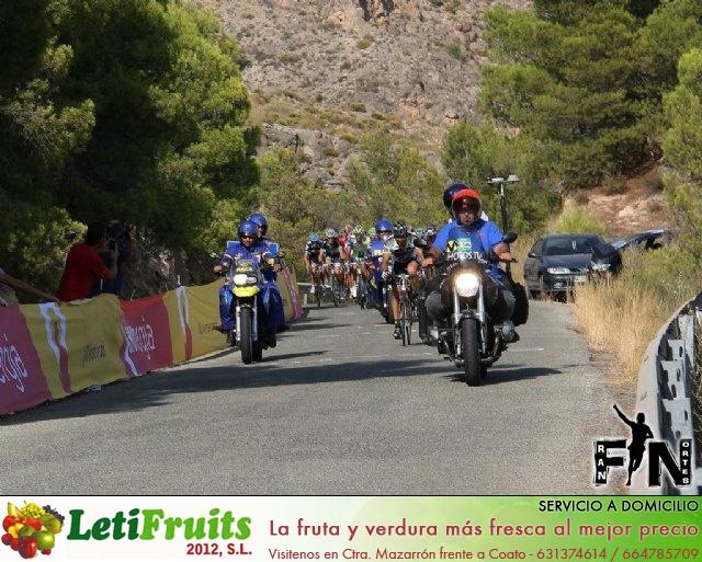 La Vuelta 2011 -  Petrer -> Totana - Alto de La Santa - 21