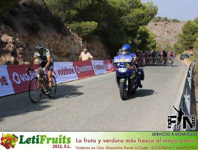 La Vuelta 2011 -  Petrer -> Totana - Alto de La Santa - 24