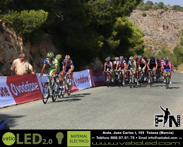 La Vuelta 2011 -  Petrer -> Totana - Alto de La Santa - 25