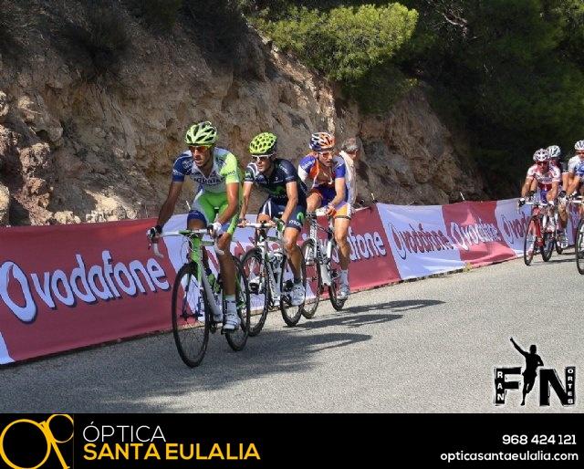La Vuelta 2011 -  Petrer -> Totana - Alto de La Santa - 27
