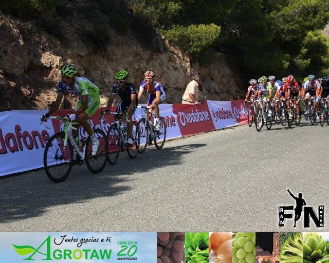 La Vuelta 2011 -  Petrer -> Totana - Alto de La Santa - 28