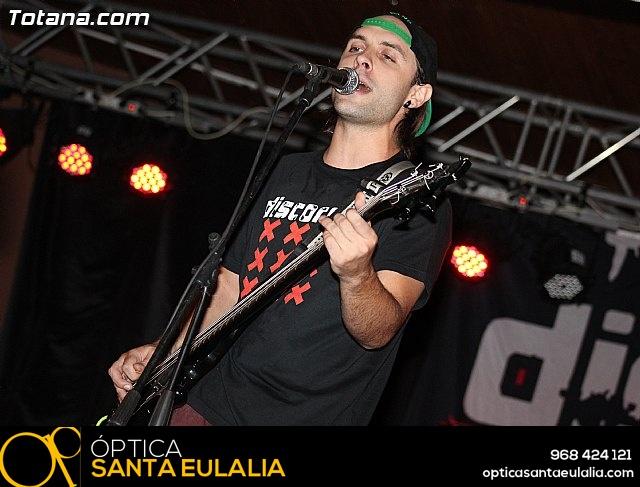 IV concierto de rock a beneficio de PADISITO - 16