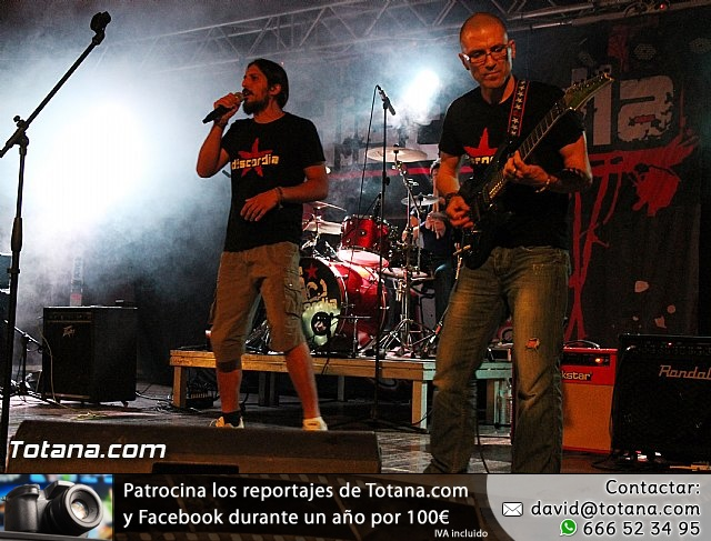 IV concierto de rock a beneficio de PADISITO - 30