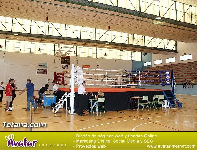 Torneo Internacional de Boxeo de clubes - Totana 2015 - 1