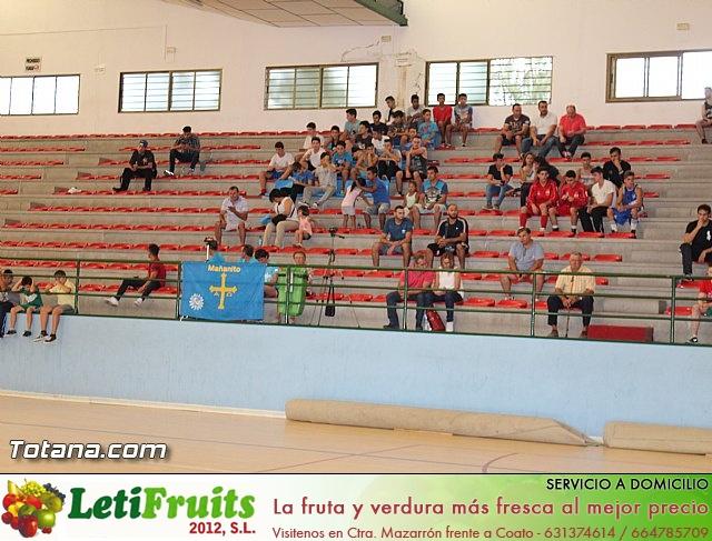 Torneo Internacional de Boxeo de clubes - Totana 2015 - 2