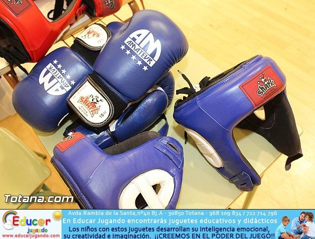 Torneo Internacional de Boxeo de clubes - Totana 2015 - 6