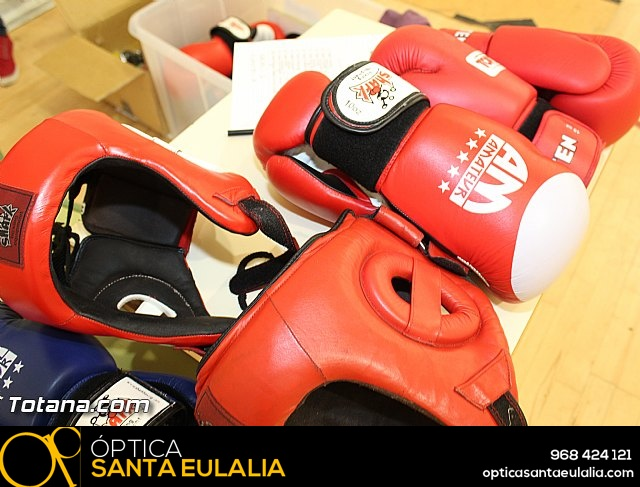 Torneo Internacional de Boxeo de clubes - Totana 2015 - 7