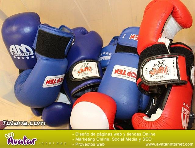 Torneo Internacional de Boxeo de clubes - Totana 2015 - 8