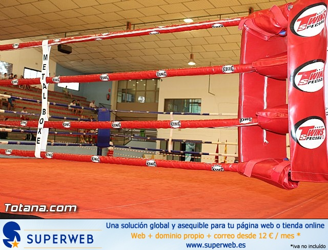 Torneo Internacional de Boxeo de clubes - Totana 2015 - 9