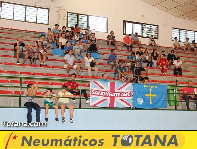 Torneo Internacional de Boxeo de clubes - Totana 2015 - 13