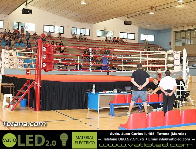 Torneo Internacional de Boxeo de clubes - Totana 2015 - 14