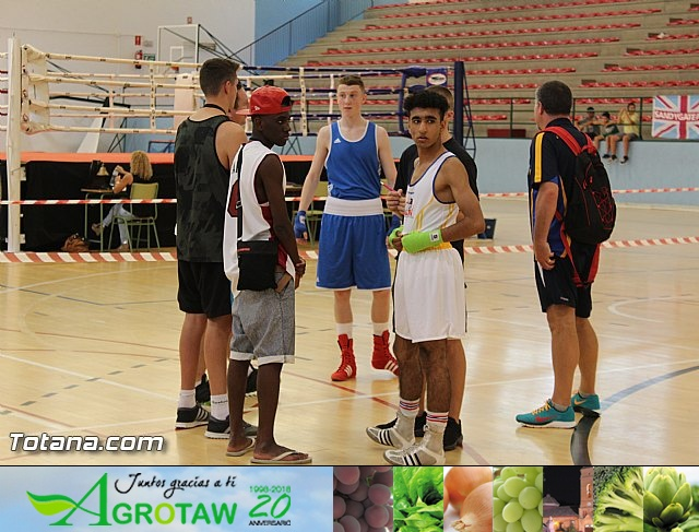 Torneo Internacional de Boxeo de clubes - Totana 2015 - 15