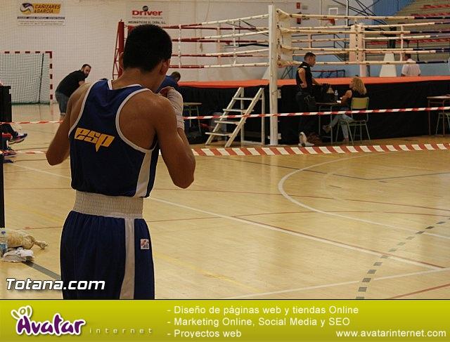 Torneo Internacional de Boxeo de clubes - Totana 2015 - 16