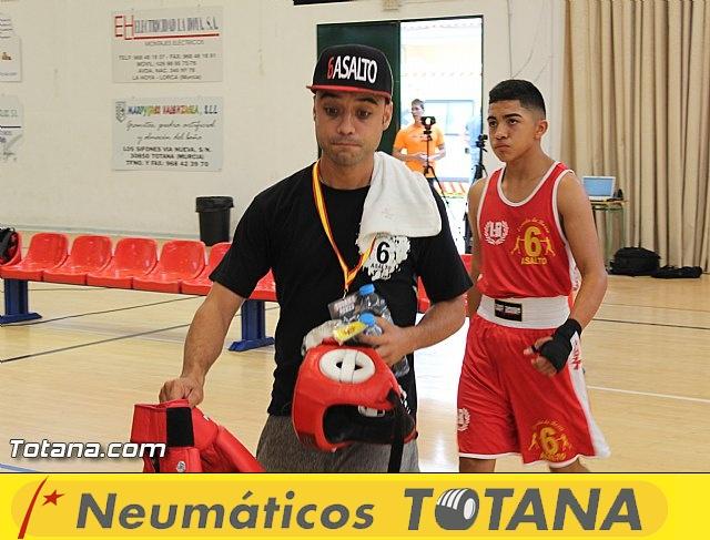 Torneo Internacional de Boxeo de clubes - Totana 2015 - 17