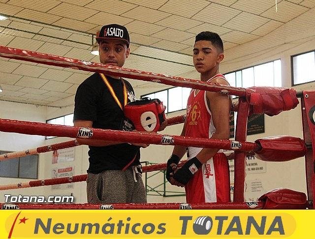 Torneo Internacional de Boxeo de clubes - Totana 2015 - 18