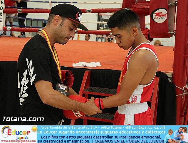 Torneo Internacional de Boxeo de clubes - Totana 2015 - 19