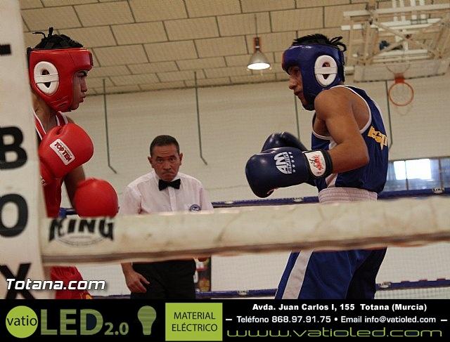 Torneo Internacional de Boxeo de clubes - Totana 2015 - 25
