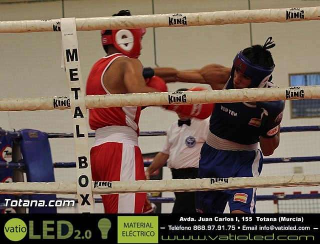 Torneo Internacional de Boxeo de clubes - Totana 2015 - 32