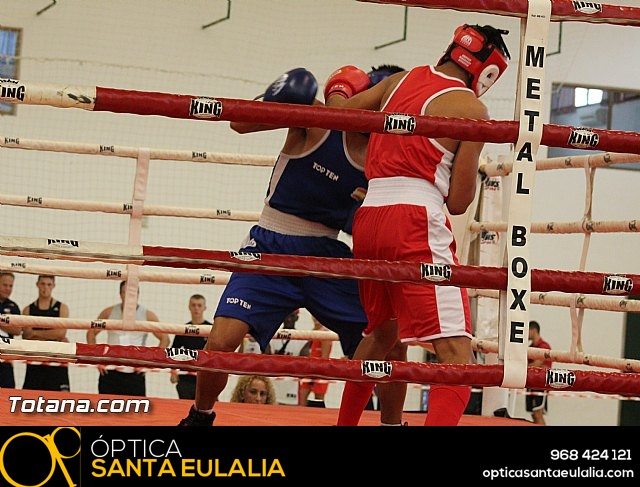 Torneo Internacional de Boxeo de clubes - Totana 2015 - 33