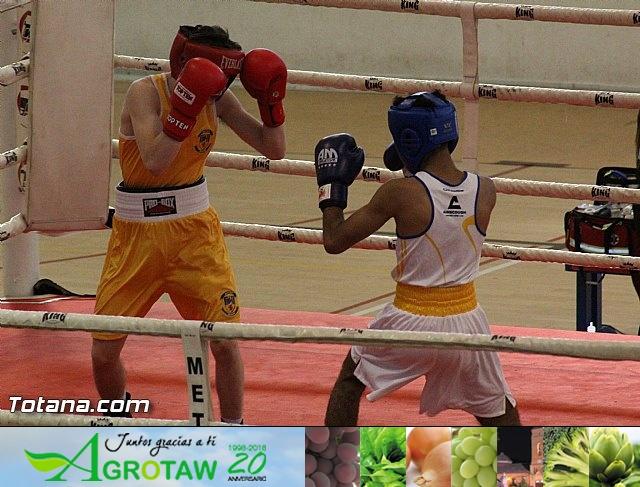 Torneo Internacional de Boxeo de clubes - Totana 2015 - 141