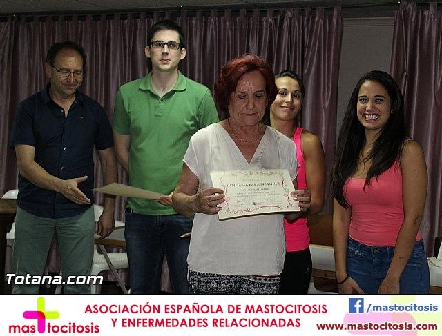Clausura y entrega de diplomas del Programa de Gimnasia para Personas Mayores - 2015 - 29