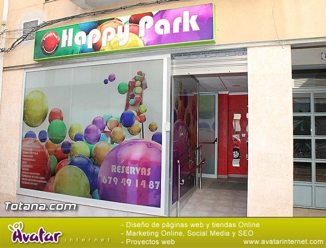 Inauguración Happy Park - 1