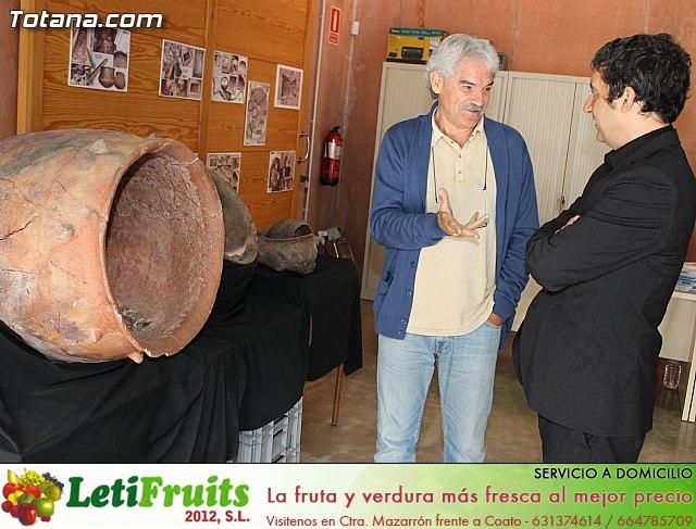 Yacimiento Argárico de La Bastida - 17