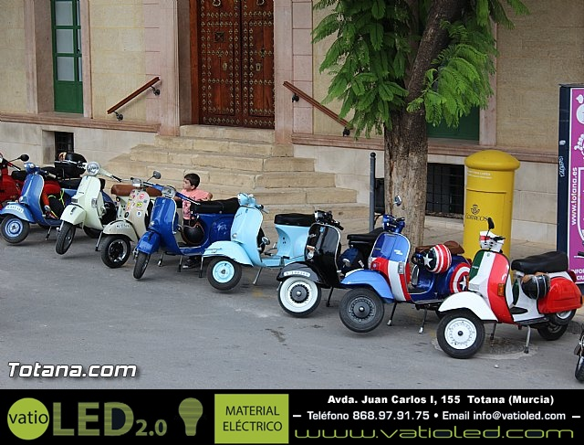I Scooter Rally Club Vespa Totale 2015 - 5