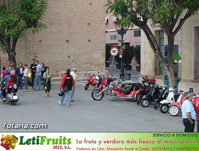I Scooter Rally Club Vespa Totale 2015 - 6