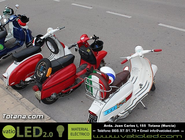 I Scooter Rally Club Vespa Totale 2015 - 7