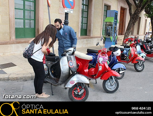 I Scooter Rally Club Vespa Totale 2015 - 12