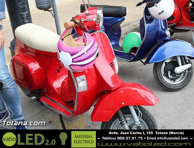 I Scooter Rally Club Vespa Totale 2015 - 13