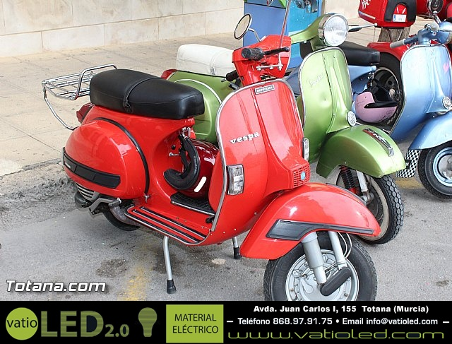 I Scooter Rally Club Vespa Totale 2015 - 15