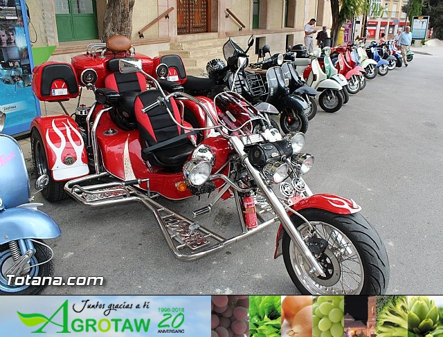 I Scooter Rally Club Vespa Totale 2015 - 17