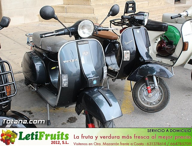 I Scooter Rally Club Vespa Totale 2015 - 19