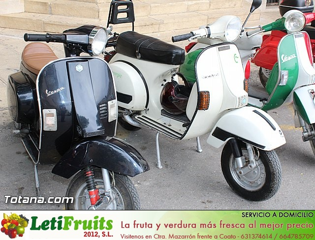 I Scooter Rally Club Vespa Totale 2015 - 20