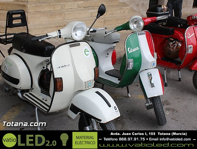 I Scooter Rally Club Vespa Totale 2015 - 21