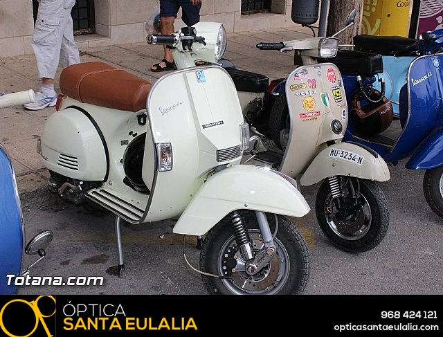 I Scooter Rally Club Vespa Totale 2015 - 25