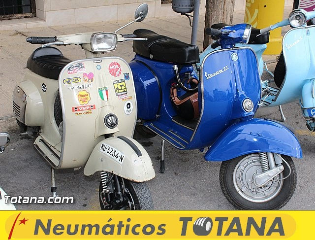 I Scooter Rally Club Vespa Totale 2015 - 26