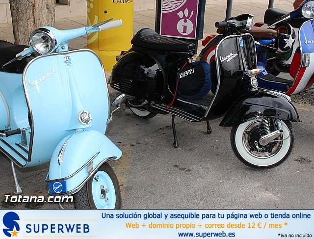I Scooter Rally Club Vespa Totale 2015 - 27