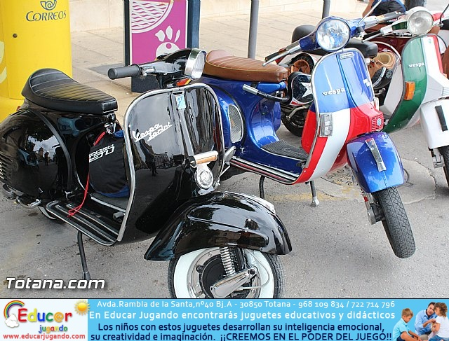 I Scooter Rally Club Vespa Totale 2015 - 28