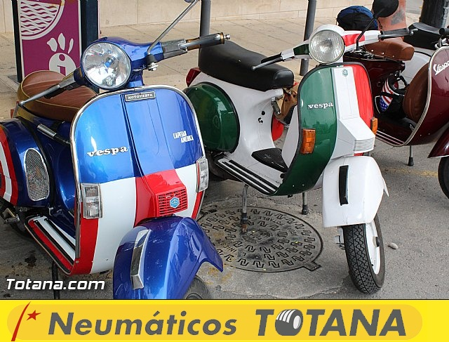 I Scooter Rally Club Vespa Totale 2015 - 29