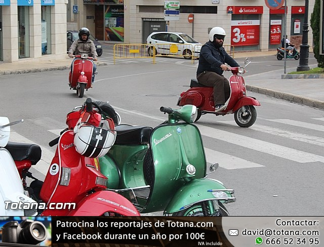 I Scooter Rally Club Vespa Totale 2015 - 30
