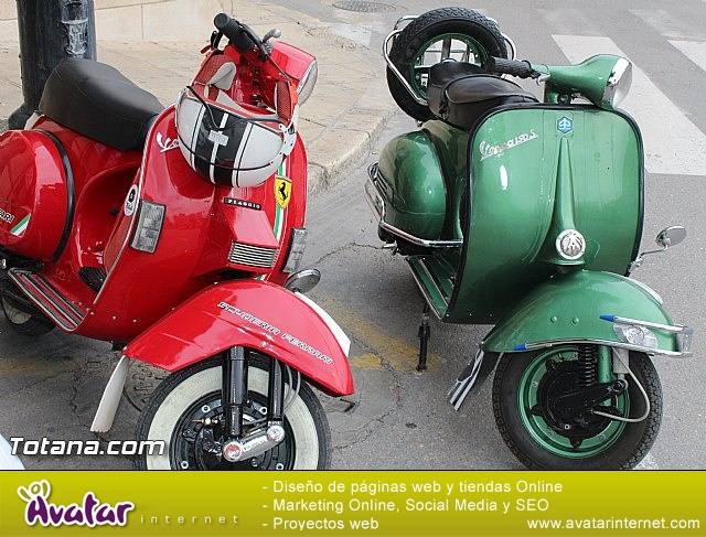 I Scooter Rally Club Vespa Totale 2015 - 32