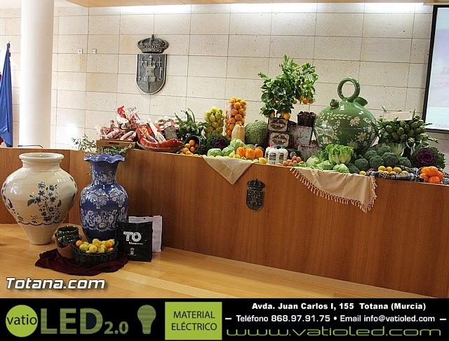 Presentación de la marca TO - Totana ORIGEN. Calidad Agrícola y Ganadera - 3