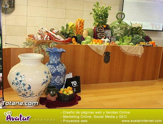 Presentación de la marca TO - Totana ORIGEN. Calidad Agrícola y Ganadera - 4