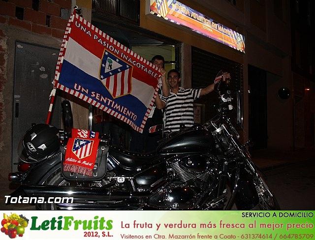 El Atlético de Madrid se impuso en la final de la UEFA Europa League - 2