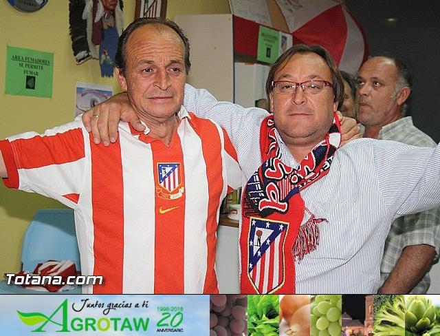 El Atlético de Madrid se impuso en la final de la UEFA Europa League - 11