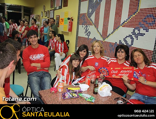 El Atlético de Madrid se impuso en la final de la UEFA Europa League - 16